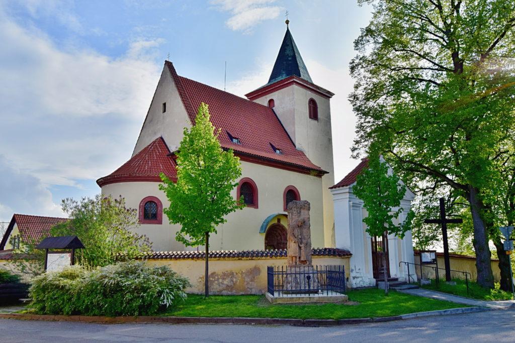 Kostel sv. Václava Hrusice